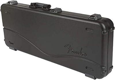 Fender Deluxe Molded ABS Strat-Tele Guitar Case,