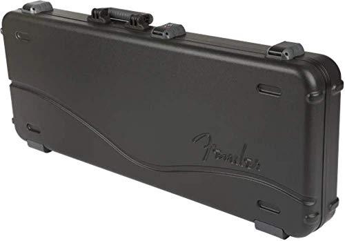 Fender 099-6102-306 Estuche moldeado Deluxe Strat/Tele Black