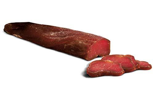 Geräuchertes Schweinsfilet Gustos, nur das beste und magerste Stück aus dem Schwein. Ein Highlight für Feinschmecker. 250 Gr
