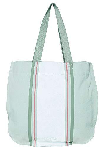Chiemsee Beach Shopper Strandtasche, 45 cm, 24 Liter, Silt Green