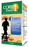 COUNTRY LIFE VITAMINS CORE DAILY 1 FOR MEN, 60 CT