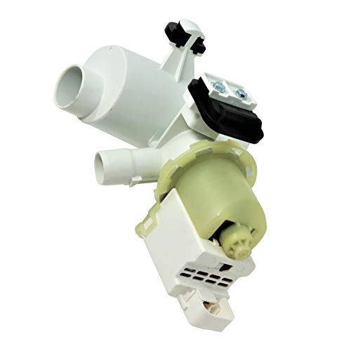 Washer Drain Pump for Whirlpool, Maytag Replaces W10130913 8540024-B W10117829 AP4308966 PS1960402-2