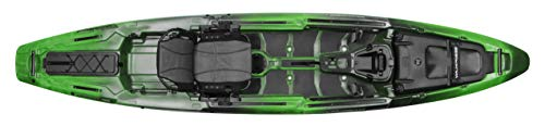 Wilderness Systems Atak 140 | Sit on Top Fishing Kayak | Premium Angler Kayak | 14' | Sonar