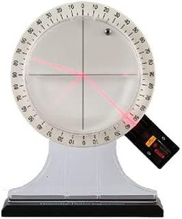 laser refraction tank