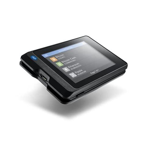 Carteira de hardware SecuX W20 Crypto-ativo – Carteira Bluetooth pronta para uso móvel – suporta totalmente Bitcoin, Ethereum, Ripple, Litecoin, Bitcoin Cash, Digibyte, Dash, Binance, Dogecoin, GRS, Stellar Lumens, ERC20