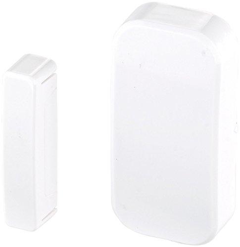 VisorTech Zubehör zu GSM Alarmanlage: Funk-Tür- & Fenster-Sensor für Alarmanlage XMD-4200/4400.pro/5400.WiFi (Alarmanlage Netzwerk)