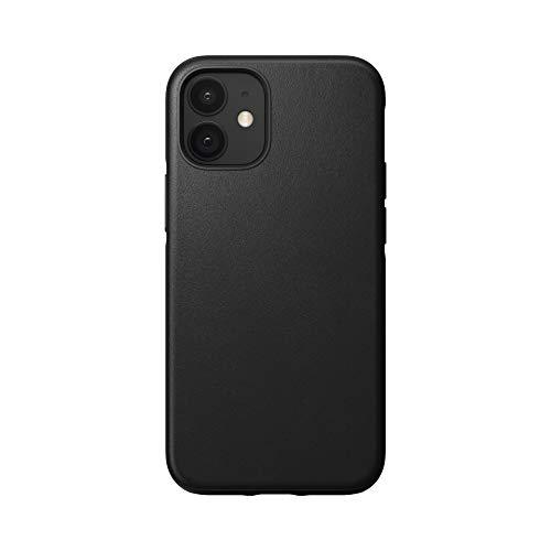 "NOMAD NM21E10R00 Funda para teléfono móvil 17 cm (6.7"") Negro NM21E10R00, Funda, Apple, iPhone 12, 17 cm (6.7""), Negro"