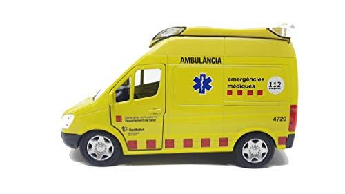 PLAYJOCS Ambulància SEM GT-8016