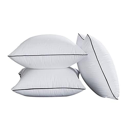 BeAUZQ Inserto de Almohadas de Tiro (Paquete de 1, Blanco) - Almohadas de Cama y sofá - Almohadas Decorativas de Interior,A1,35 * 55CM