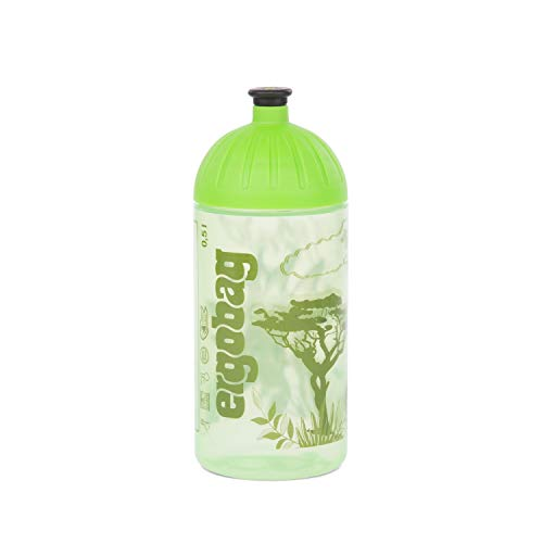 ERGOBAG Drinking Bottle Rucksack, 20 cm, 0.5 L, Bodo Forest