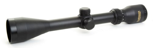 Traditions Performance Firearms Muzzleloader Hunter Series Scope - 3-9x40, Matte Finish with Range Finding Reticle