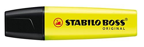 Stabilo B-10129-10 – Rotulador fluorescente