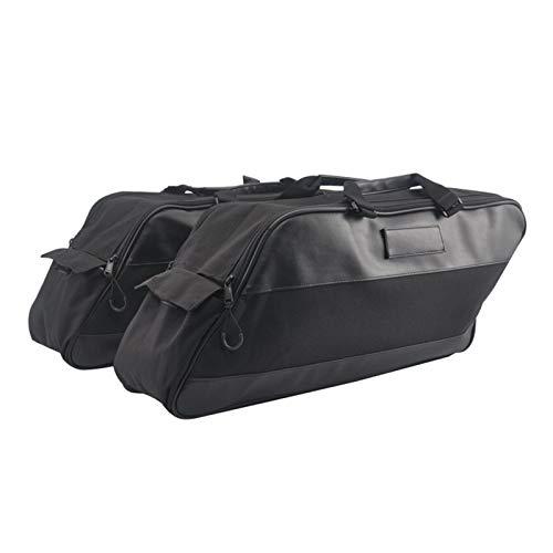 maleta moto Almacenamiento De Herramientas Motocicleta Alforjas Impermeable Fit For Touring Electra...