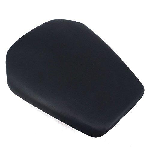 An Xin Siège arrière de moto en cuir souple et confortable pour Honda CBR1000RR 2008-2014 Noir