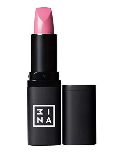 3INA   Maquillage Sans Cruauté   Vegan   Rouge à Lèvres   Longue tenue   Fini Mat   Hydratant   The Lipstick 108 Rose