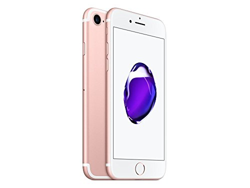 Apple iPhone 7 128GB - Roségold - Entriegelte (Generalüberholt)
