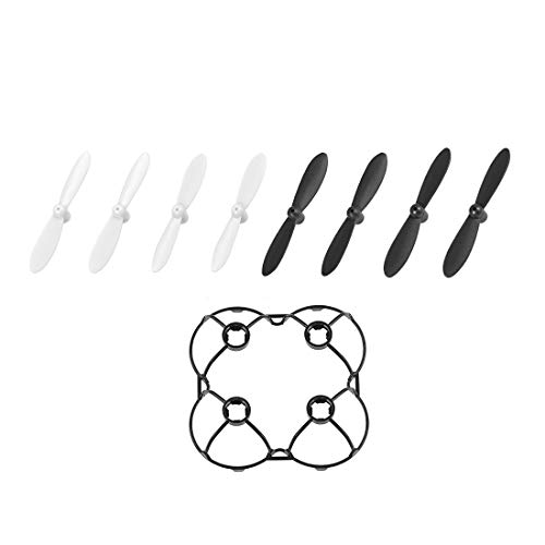 uxcell Black Blade Guard Cover Protector - Propeller Blade 16 Pieces for Cheerson Only CX-10 Quadcopter