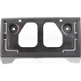 CHEVY COLORADO 04-12 FRONT BUMPER BRACKET, License Plate