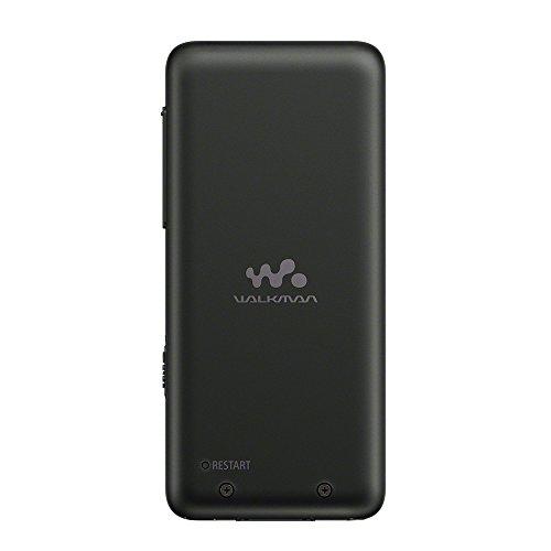 ソニーウォークマンSシリーズ16GBNW-S315:MP3プレーヤーBluetooth対応最大52時間連続再生イヤホン付属2017年モデルブラックNW-S315B