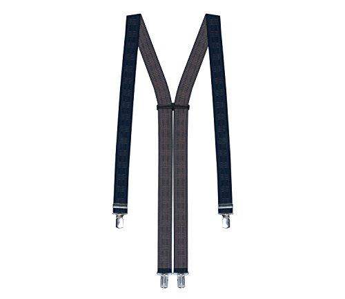 LLOYD Hosenträger Herrenhosenträger Blau 3465, Farbe:Blau, Länge Hosenträger:120 cm