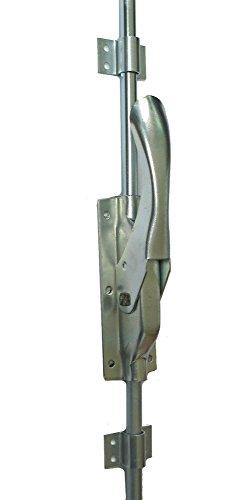 Torfeststeller TR12 Tortreibriegel Torverschluss Torverriegelung bis Höhe 255cm