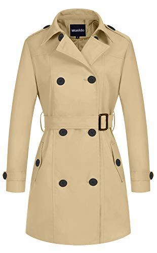 Wantdo Women's Casual Pea Coats Win…