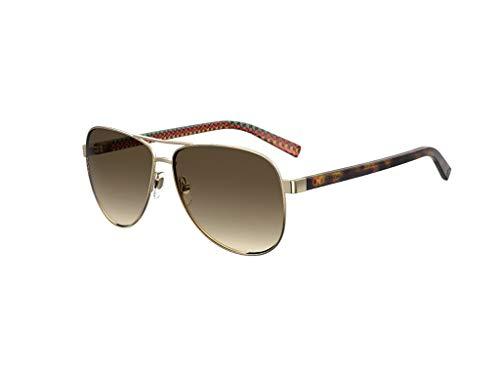 Missoni occhiale da sole MMI 0002/S 06J/HA Oro marrone taglia 59 mm Donna