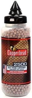 Copperhead .177 Cal, 5.1 Grains, BBs, 2500ct