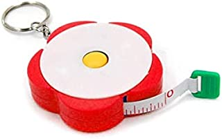 60 inches Tape Measure for Body Measurements Flower Shape Retractable Dual Sided Inch and Centimeter for Sewing Tailor 150...