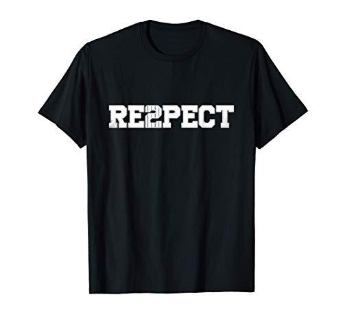 Re2pect T-Shirt Respect Derek Tee Shirt T-Shirt