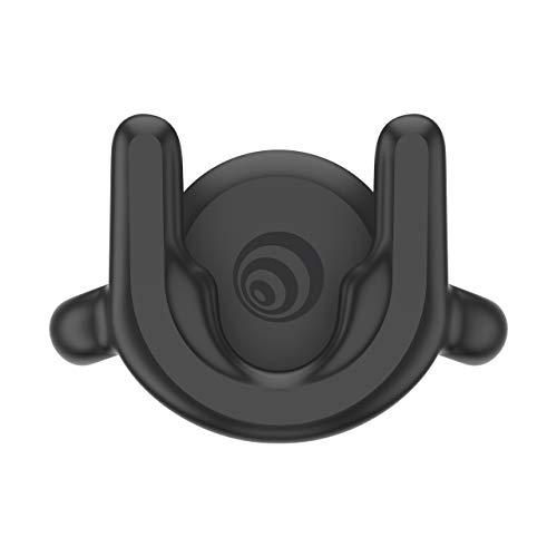 PopSockets: PopMount 2 Multi-Surface-Halterung Hände-Frei Handyhalter für Smartphones und Tablets im Auto, zu Hause und im Büro - Black