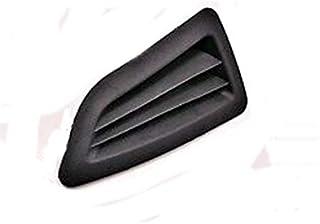 GoGoEu 2 Pezzi ugelli di spruzzo ugello rondella Parabrezza Anteriore per Parte Superiore tergicristallo Universale