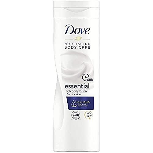 Dove Essential Nourishment Body Lotion, 400 ml