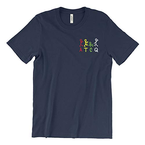A Tribe Called Quest (ATCQ) Logo T-Shirt - Hip Hop - Golden Era - New York City