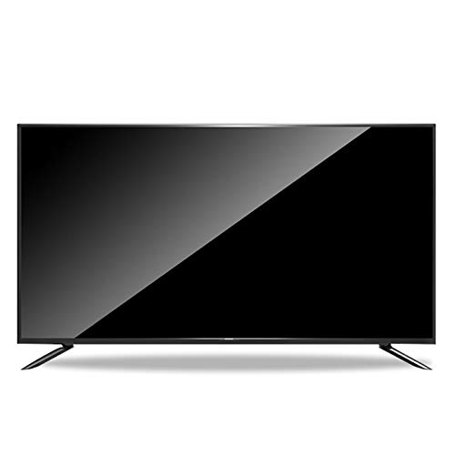 4K HD Televisores Smart TV, Soporte de Televisores WiFi Incorporado 2 X USB 2 X HDMI 2 X AV RF Salida de Auriculares Smart Android TV 40/43/50 Pulgadas