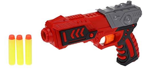 Toi-Toys Space Revengers - Pistola con bolas de espuma (20 cm)