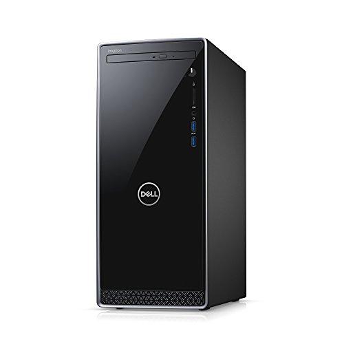 Dell ゲーミングデスクトップパソコン Inspiron 3670 Core i7 19Q12/8GB/128GB SSD+1TB HDD/GTX1060 ※DVD非搭載