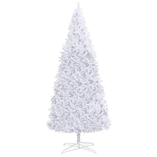 vidaXL Arbol de Navidad Artificial 400 cm Hogar Casa Decorac