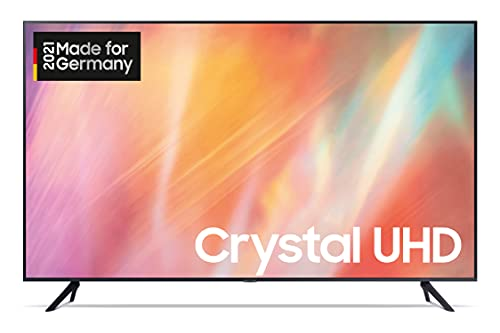 Samsung Crystal UHD TV 4K AU7199 55 Zoll (GU55AU7199UXZG), HDR, Q-Symphony, Boundless Screen [2021]
