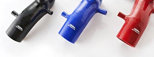 x-parts Refroidisseur intermédiaire schlauchkit Volvo S70 V70 T5S 850 (Bleu)