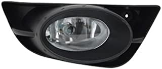 Go-Parts - OE Replacement for 2009-2011 Honda Fit Fog Light Lamp Assembly Replacement Housing/Lens/Cover - Right (Passenger) Side 33901-TK6-305 HO2593122 Replacement For Honda Fit