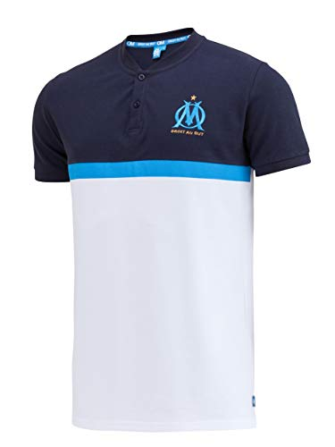 OLYMPIQUE DE MARSEILLE Polo Om - Collection Officielle Taille Homme S