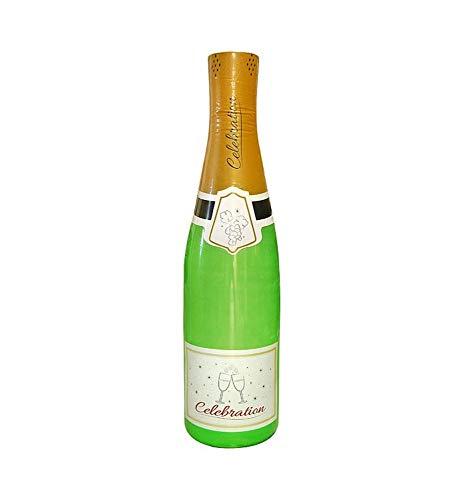 Célébration Bouteille 180cm Champange bouteilles Borthdays [Jouet]