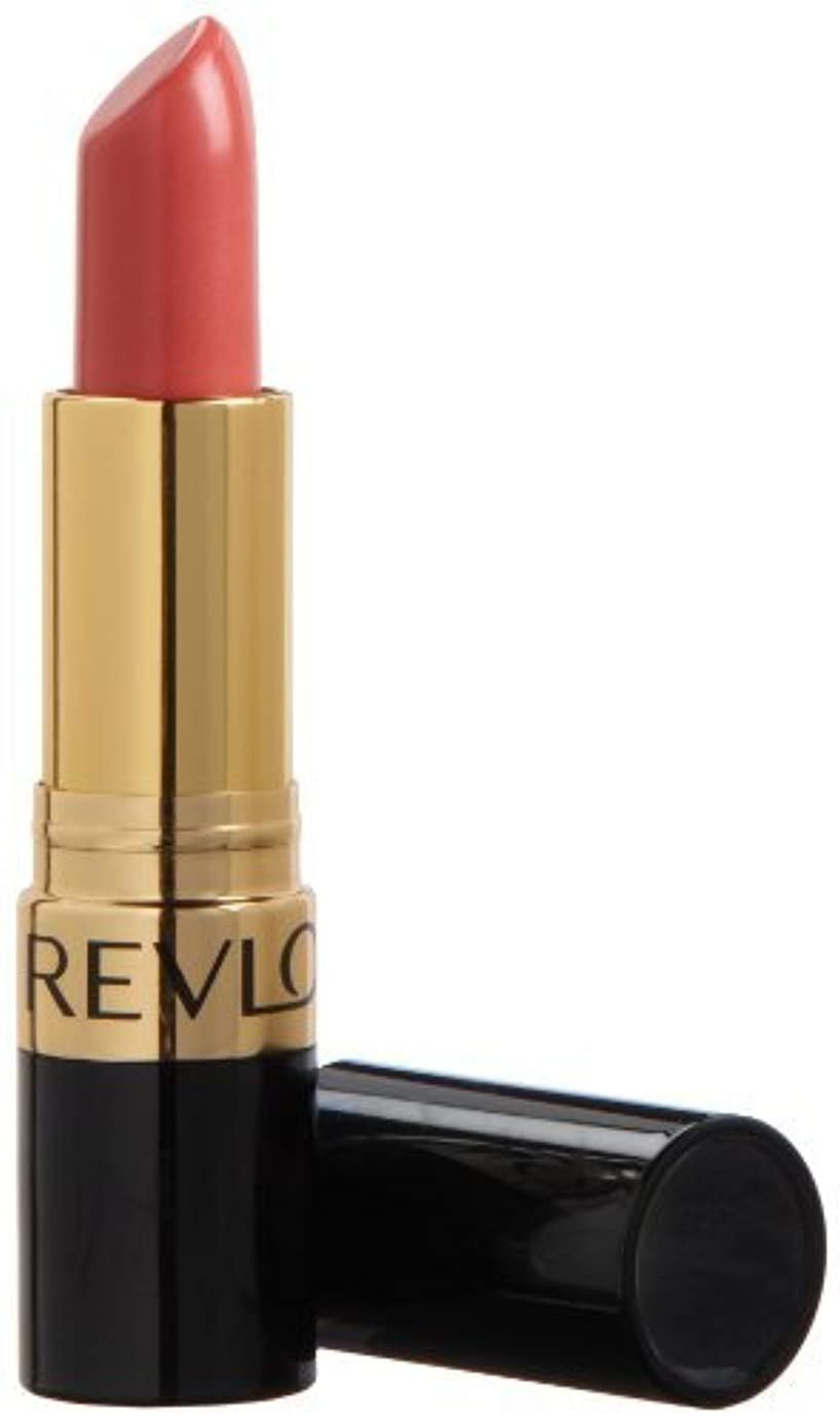 改善するパス提供REVLON Super Lustrous Lipstick Pearl - Coralberry 674 (並行輸入品)
