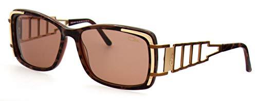 Cazal Gafas de sol CZ8009 58 mm marrón dorado mujer