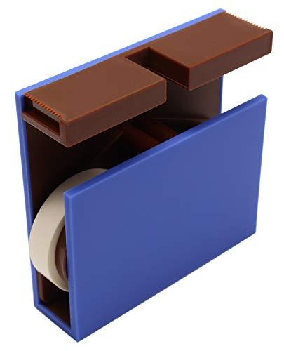 カモ井加工紙 mt マスキングテープ テープカッター ツインズ ブルー×ブラウン