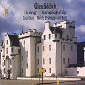 Glenfiddich Piping Champions
