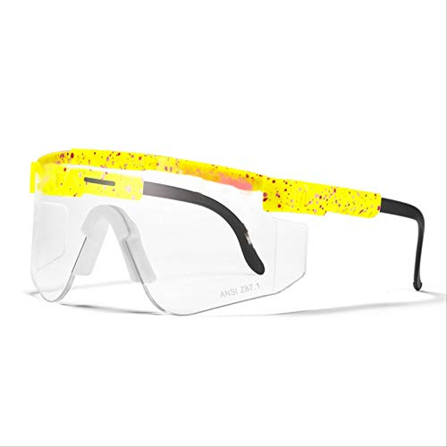 Original Pit Viper Polarized Bike Sunglasses for Cycling Men Women Sports Fishing Golf Baseball Running Glasses(C38)