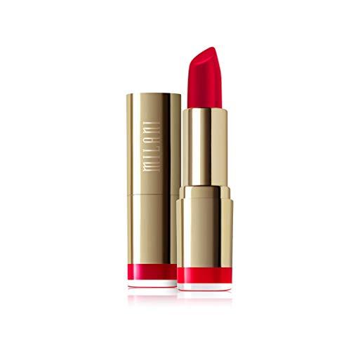 Declaración Milani color Pintalabios - Red Label, 1 paquete de 3,97 g