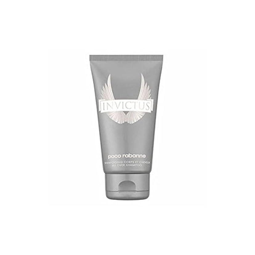 潮訴える果てしない[Paco Rabanne ] 男性のためのパコラバンヌのInvictusシャワージェル - 150ミリリットル - Paco Rabanne Invictus Shower gel for Men - 150ml [並行輸入品]